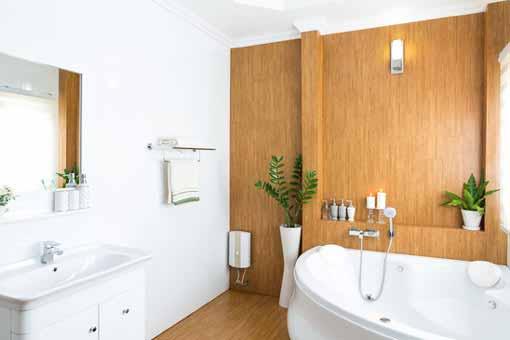 Luftfeuchtigkeit im Badezimmer - ideale Luftfeuchte im Bad
